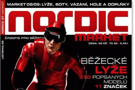 NORDIC Market č.07 - přehled běžeckého vybavení 08-09