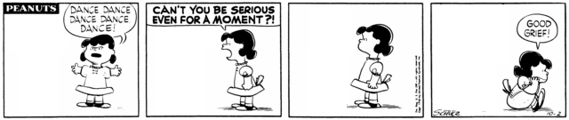 Peanuts Minus Snoopy