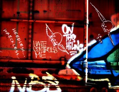 """read more books"" ""heedless... wreckless..."" (mightyquinninwky) Tags: geotagged graffiti streak tag graf tags tagged graff graphiti streaks booker bookman trainart paintedtrain railart flyingskull monikers readmorebooks moniker indaina taggedtrain skullwithwings evansvilleindiana taggedboxcar paintedboxcar geo:lon=87609658 geo:lat=37961346 hatecontrolsme heedlesswreckless"