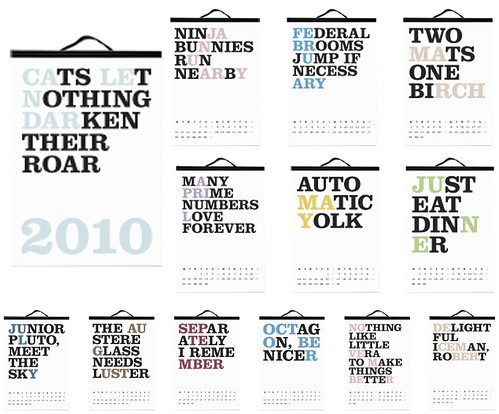 Amazing Calendars