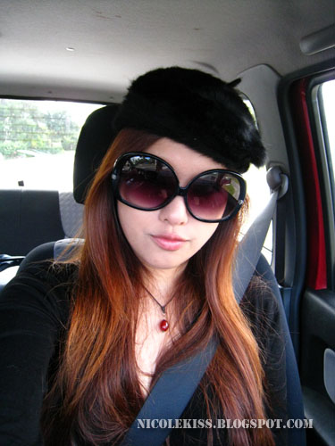 french beret look 2