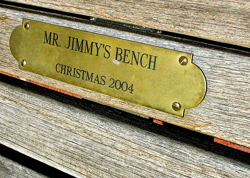 Mr Jimmy's Bench - Excelsior