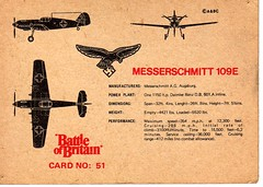 Card 51 (Rear) (Pat Linsley) Tags: bubblegum battleofbritain