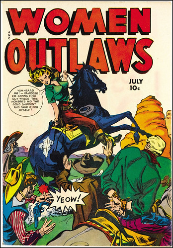 Women Outlaws #7