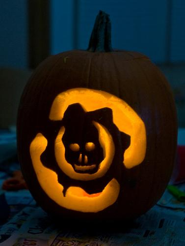 calabaza gears of war logo