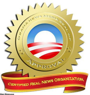 seal of approval. Obama Seal of Approval