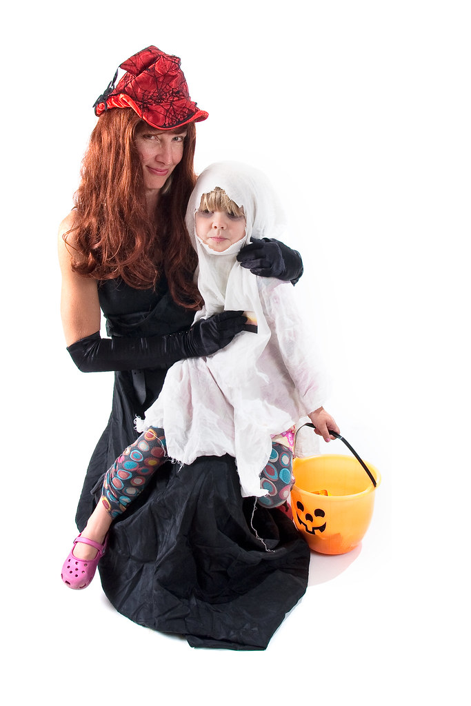 Free Portrait Day - Halloween 2009