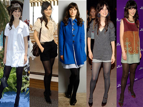 Zooey-Deschanel-Fashion
