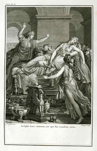 002-Publius Virgilius - Bucolica, Georgica, Et Aeneis – 1798- ©Bayerische Staatsbibliothek