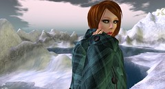 At Kinsa.. (Lyla.) Tags: lake mountains cold skies cloudy secondlife winterwonderland kinsa winteriscoming lylabarbosa