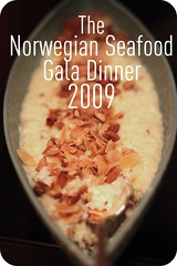 Norwegian Seafood Gala Dinner