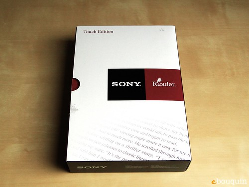 Sony Reader Touch Edition 1 sur 91