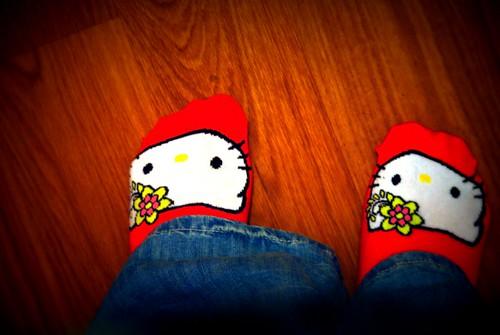 Socks of ze day