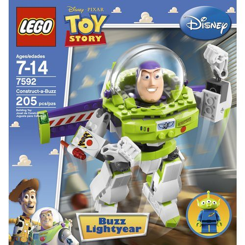 LEGO brand Toy Story Construct a Buzz 7592