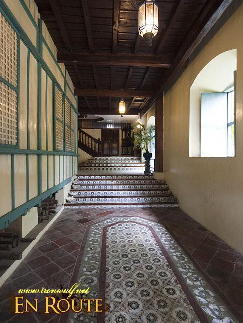 Villavicencio House Entrance Hallway