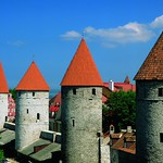 Tallinn: Towers of the City Wall