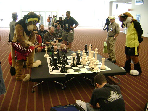 Fursuiter Chess