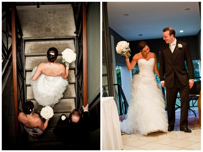 Simone and Jeremy's Wedding - Reception Entry (by Autumnleaf Photography)