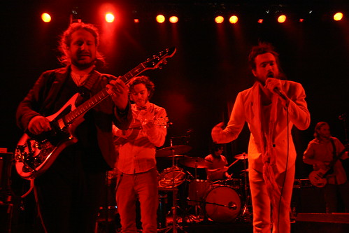 Edward Sharpe and the Magnetic Zeros ::: Boulder Theater ::: 12.01.09