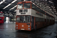 Jumbo (Zippy's Revenge) Tags: transport jumbo daimler fleetline atherton lut busdepot greatermanchester northerncounties lancashireunited ncme