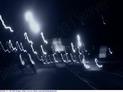 2009-11-18 0919 on the road to Taoyuan Airport, Taiwan (Badger 23 / jezevec) Tags: road rain roc highway long exposure taiwan rainy smear formosa  2009 kina  loan jezevec  republicofchina   republikken  tajwan  tchajwan i    badger23 republikchina thivn  taivna tavan   20091118 roadtotaoyuan