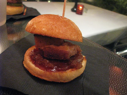 Pork Belly Slider