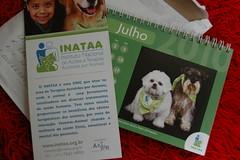 calendário Inataa 2010