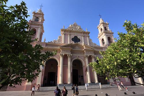 Catedral Basilica de Salta, Argentina [3607] by Tristan Appleby.