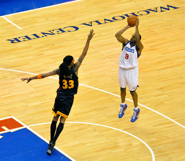 Andre Iguodala and the Sixers