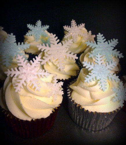 Christmassy Cuppies