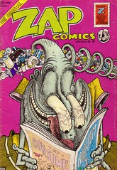 Zap Comix 06 (micky the pixel) Tags: comics comic robertcrumb robertwilliams rickgriffin gilbertsheldon undergroundcomics sclaywilson