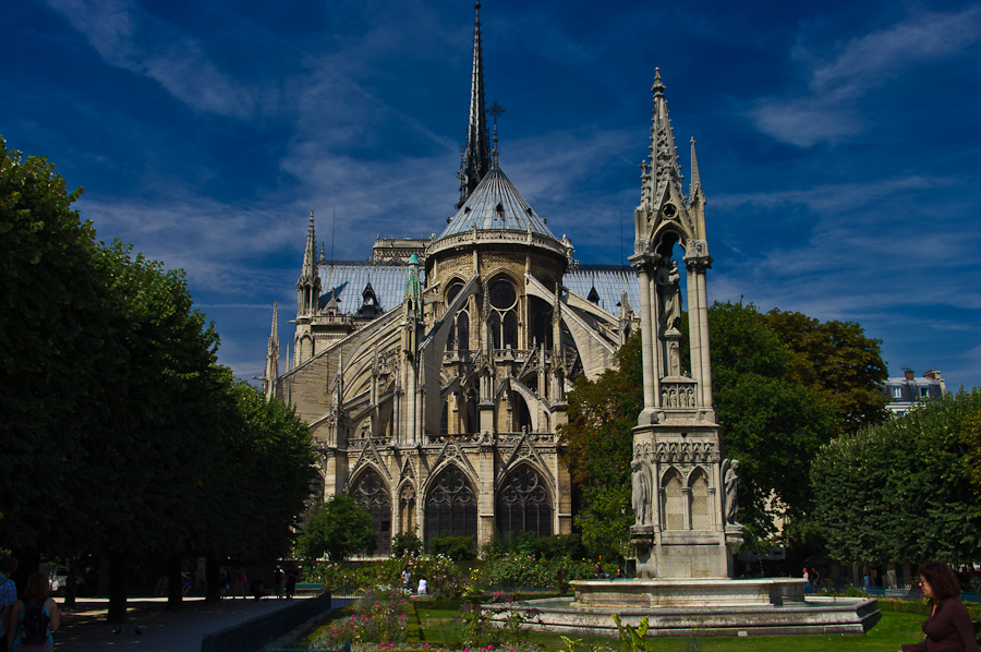 Eurotrip. France. Paris.