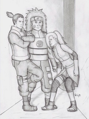 Naruto Shippuden Team Ten · Silent_Hill_2_by_rmsk8r05
