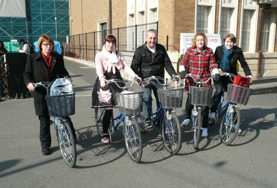 Bikes get!
