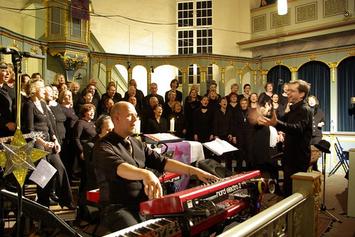 Christmas-Gospel am 13.12.2009