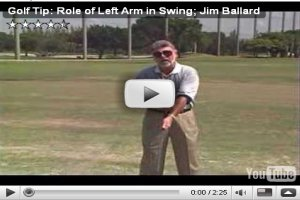 Thumbnail image for Full Swing: Role of the Left Arm