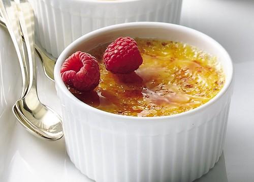 Lemon Crème Brûlée Recipe