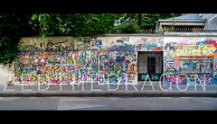 Serge Gainsbourg, 5 rue de Verneuil  Paris - Mai 2011. (Zed The Dragon) Tags: light red panorama paris france yellow photoshop french geotagged effects photography hotel photo flickr minolta lulu photos francaise assemblage sony spaceinvader graph peinture full tokina frame invader bis fullframe alpha graphiti postproduction sal zed gainsbourg musique serge francais lightroom chanteur lucien effets auteur murale sergegainsbourg parisien ginsburg celebrite verneuil 24x36 0sec particulier marseillaise a850 gainsbar 5bis compositeur sonyalpha 5bisruedeverneuil hpexif rueverneuil dslra850 alpha850 zedthedragon pa801