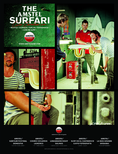 Imagen de The Amstel Surfari®
