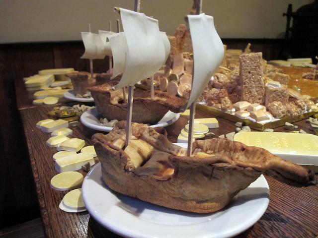 Pirate Ship Pies