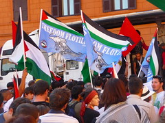 Freedom Flotilla for free Palestine.