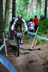 Worry Gill @ Dalby UCI XC World Cup 2011