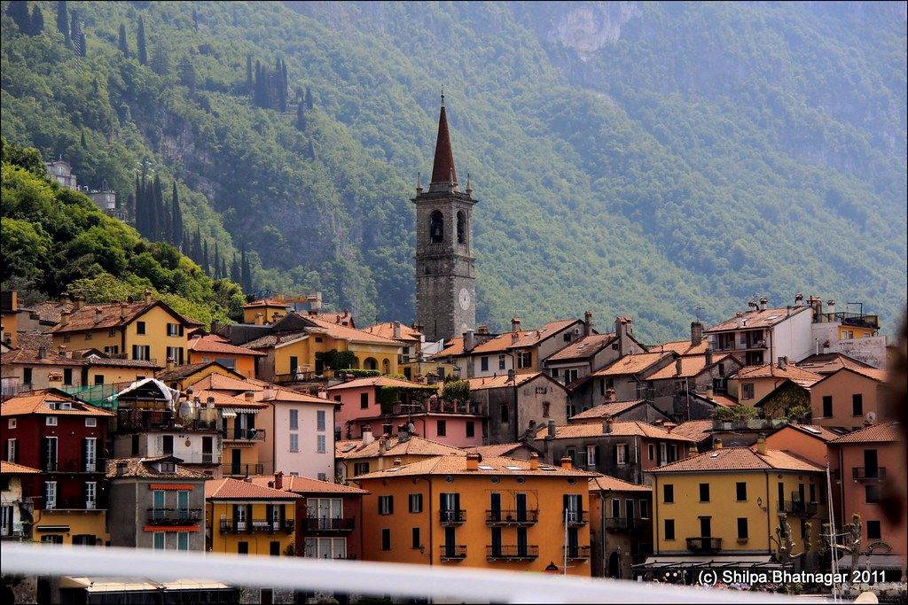 Postcards from Subapline Italy | Varenna