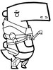 Gordon Freeman Dino Lines