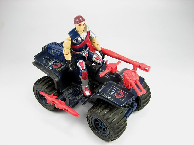 GI Joe Cobra Ferret