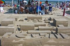 Pack Sand (Pixeltopia) Tags: galveston texas tx sandcastles aia eastbeach sandcastlecompetition americaninstituteofarchitects june42011