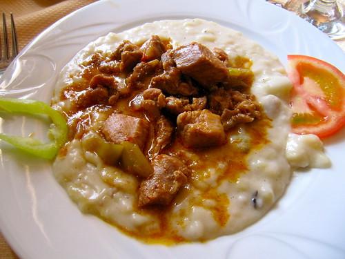 Ottoman Lamb stew