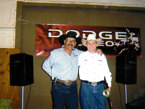 Don Jesser and Jacob Nelson