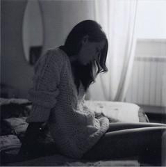 burn out. (anna☆morosini) Tags: 6x6 film kiev ilford valentina