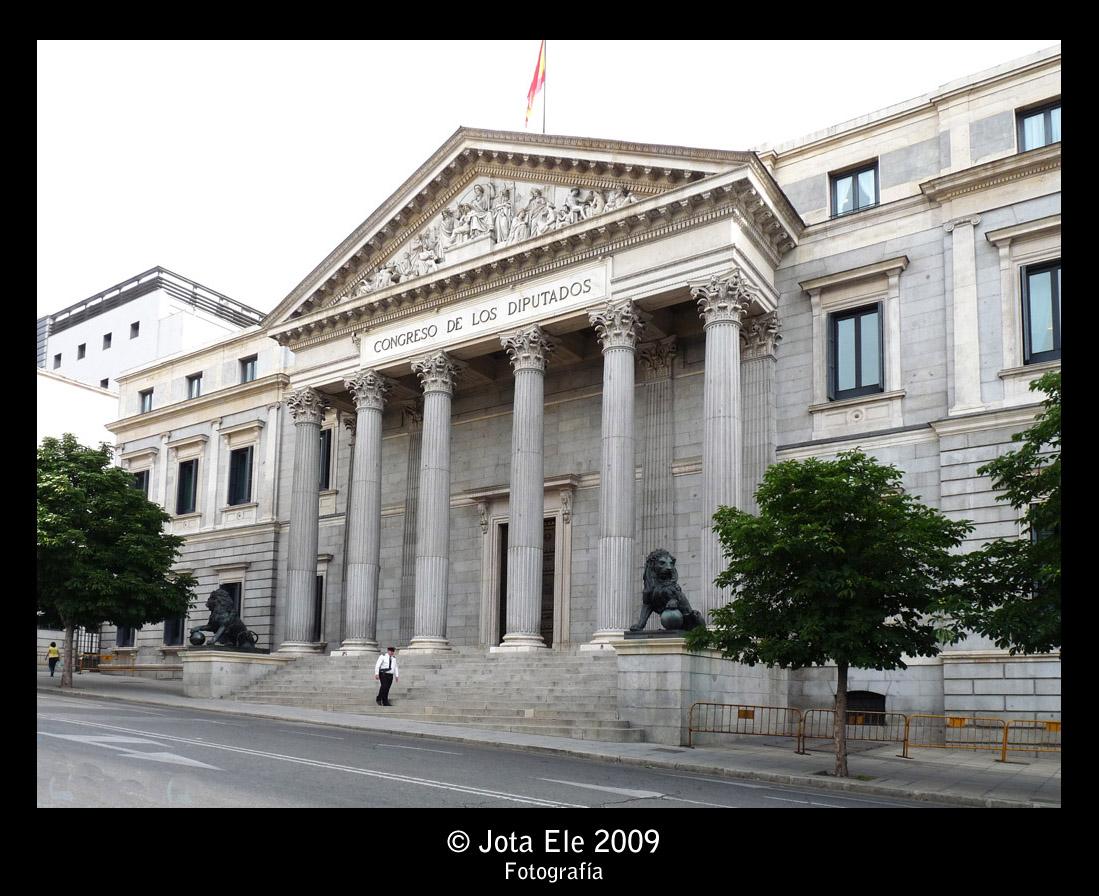 Congreso de los Diputados I